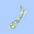 Grand Pacific 16 Day Ultimate Explorer - see tour map