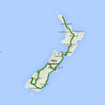 Grand Pacific 19 day Rail, Cruise & Coach Tour - see tour map