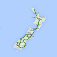 AAT Kings 17 day New Zealand Magic (LCBA) - see tour map