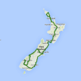 Grand Pacific 19 Day Ultimate Rail, Cruise & Coach Experience - see tour map
