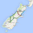 6 day Southern Explorer - see tour map