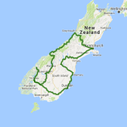 Grand Pacific 9 Day Taste of the South Island - see the full details