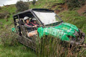 Take an Agrodome off-road adventure