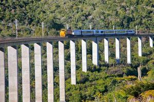 The Northern Explorer, Auckland to Wellington
