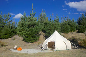 Glamping with Explore Life Luxury Camping