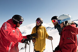 Cardrona Ski Lesson, Wanaka, Queenstown, New Zealand