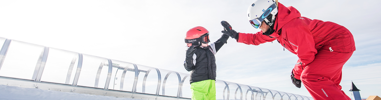 Best Age To Start Your Kid Snowboarding