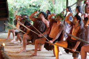 Maori culture New Zealand haka