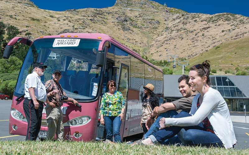 New Zealand Coach Tours reviews