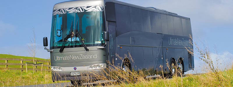 Grand Pacific Ultimate Touring, New Zealand