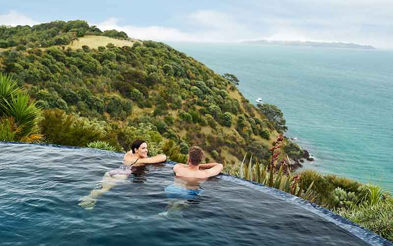 Waiheke Island honeymoon, New Zealand