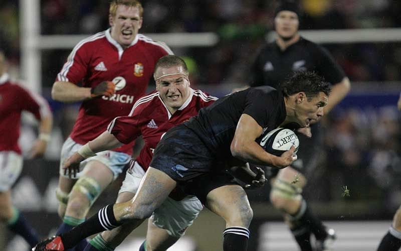 British Lions Rugby Tour 2017, New Zealand