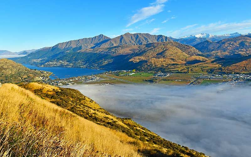 Take a break with us and visit New Zealand