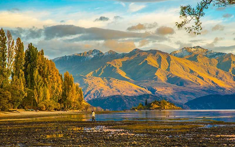 Autumn in New Zealand