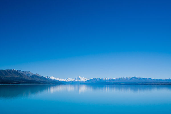 Lake Tekapo, Mt Cook National Park
