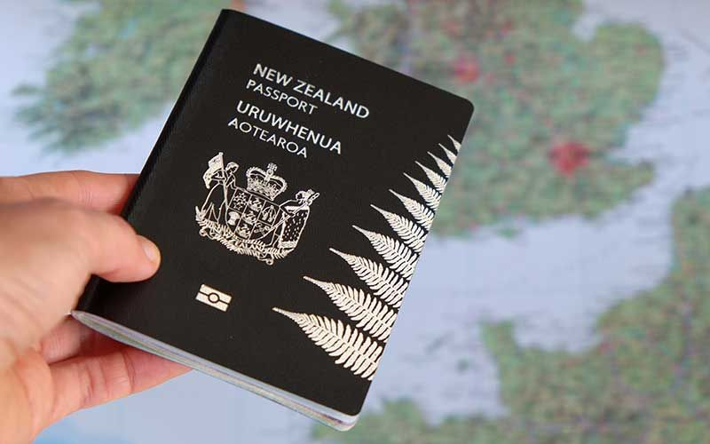 Passports & Visas: what to know when visiting NZ