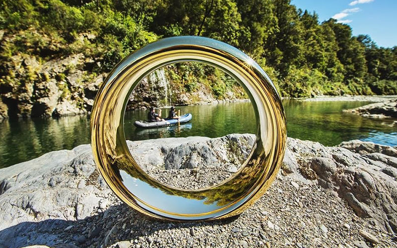 Pelorus Eco Adventures Hobbit kayak trip