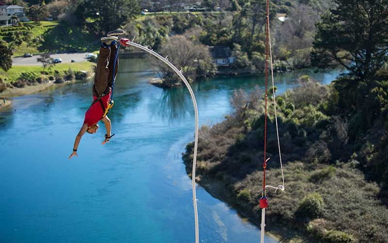 Taupo Bungy, New Zealand