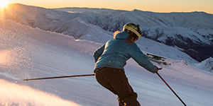 Spend a weekend skiing Wanaka's ski fields
