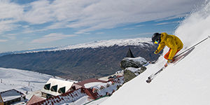 Ski Cardrona and Treble Cone New Zealand