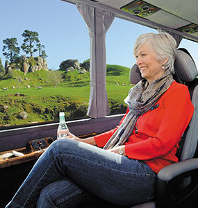 Grand Pacific tours, New Zealand