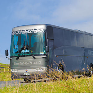 Grand Pacific Ultimate tours, New Zealand