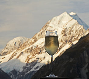 Food and wine in New Zealand