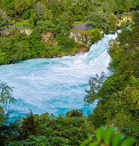 Grand Pacific escorted tour, New Zealand