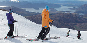 Ski Treble Cone luxury New Zealand