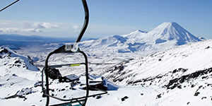 Mt Ruapehu ski packages, North Island ski packages
