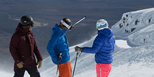 Ski Mt Ruapehu, skiing in New Zealand