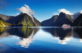 Cruise the stunning Milford Sound