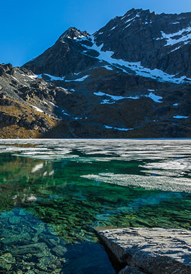 Lake Alta, The Remarkables