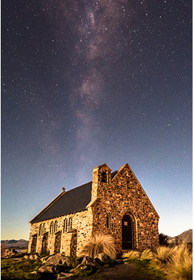 Church of the Good Shepherd, Mt Cook National Park