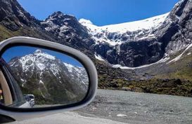 Milford Road, Fiordland National Park