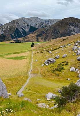 Castle Hill, Canterbury, New Zealand
