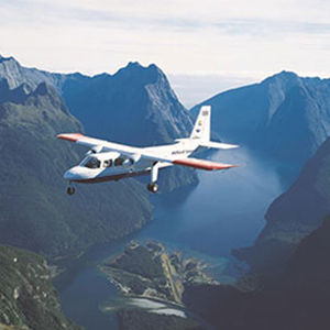 Scenic Flight, Milford Sound, New Zealand