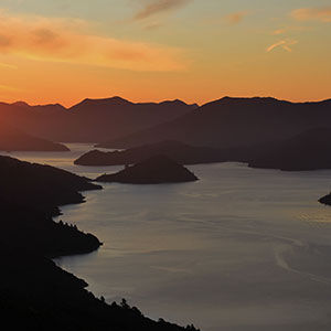 Queen Charlotte Track, Nelson
