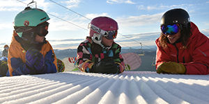 Wanaka family ski holiday New Zealand