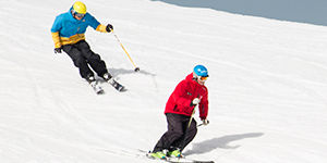 Learn to ski New Zealand