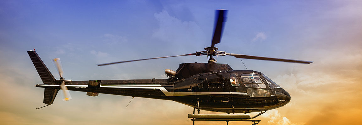Luxury Helicopter transfers in New Zealand