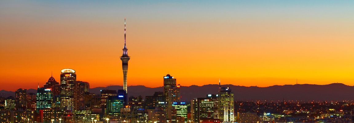 Auckland, New Zealand's largest city