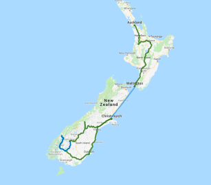 Essential New Zealand - view full itinerary