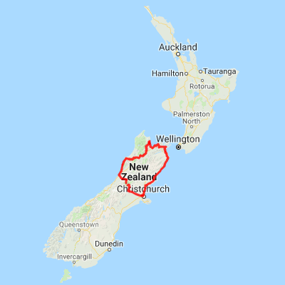 Top of the South Island 10 Day NZ Self Drive Itinerary