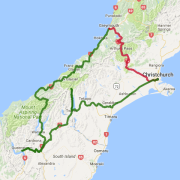 4 day Southern Circuit - see the full details
