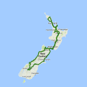 Haka Tours 24 Day Epic NZ Tour - see the full details